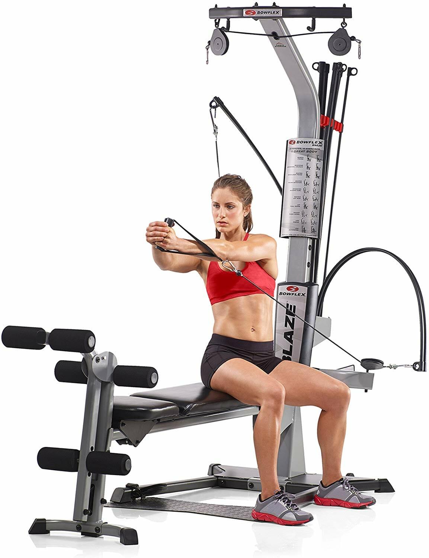 Bowflex - Fitness Centre