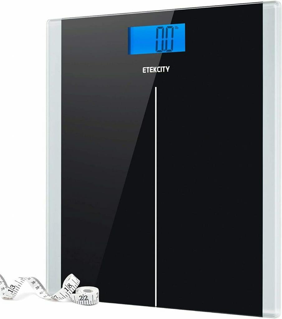 Etekcity High Precision Digital Body Weight Bathroom Scales