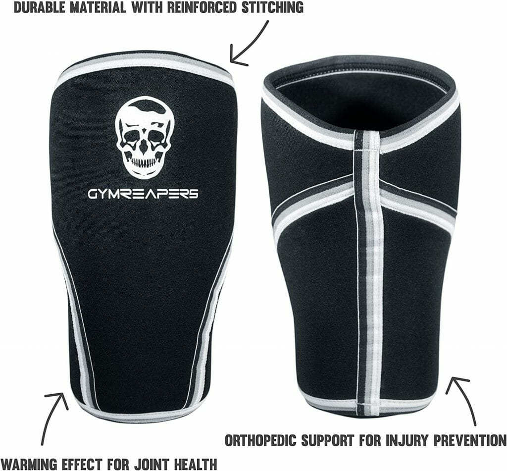 Gymreapers Knee Sleeves for workout
