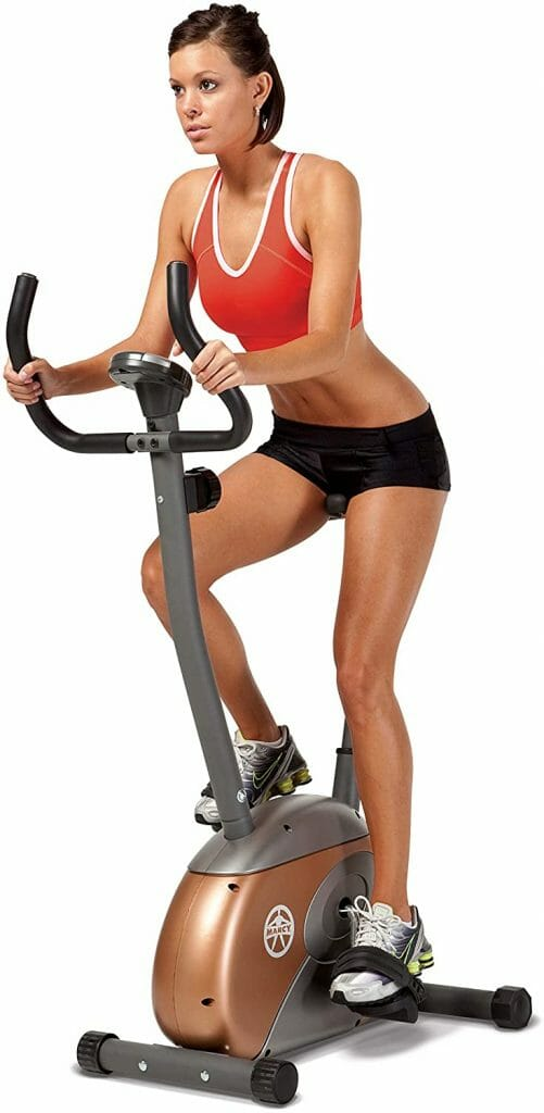 Marcy Upright Exercise Bike for short people