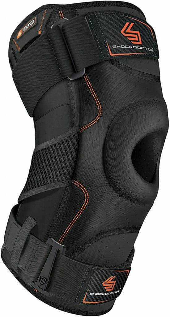Shock Doctor 872 Knee Brace for workout