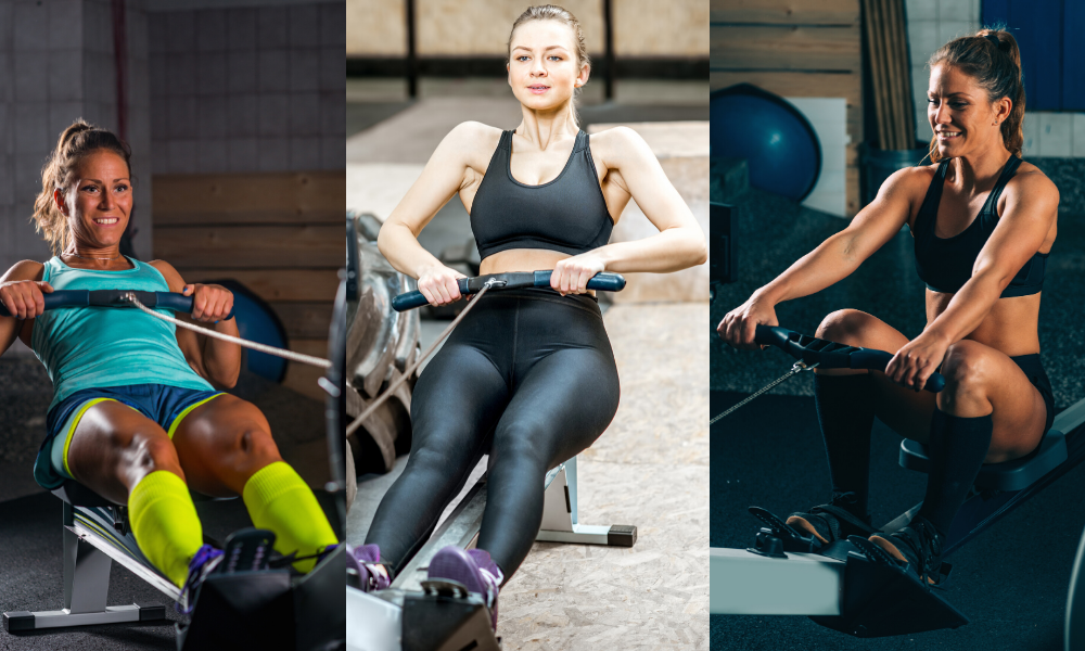 workout rowing machines