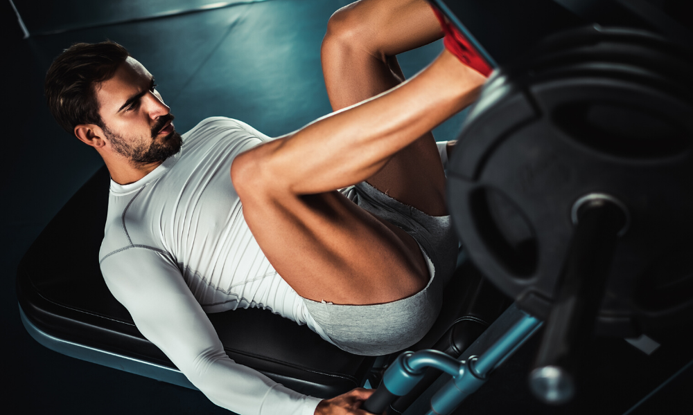 How Much Should I Leg Press for Best Results