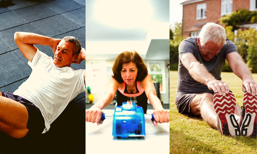 Best Core Strengthening Exercises For Seniors