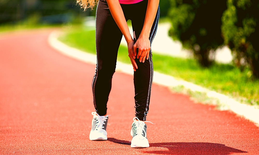 best exercises machines for bad knees