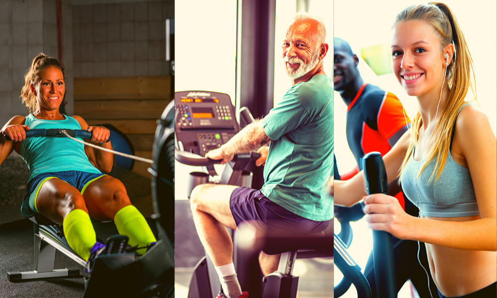 Exercise Machines That You Need to Avoid If You Have Bad Knees