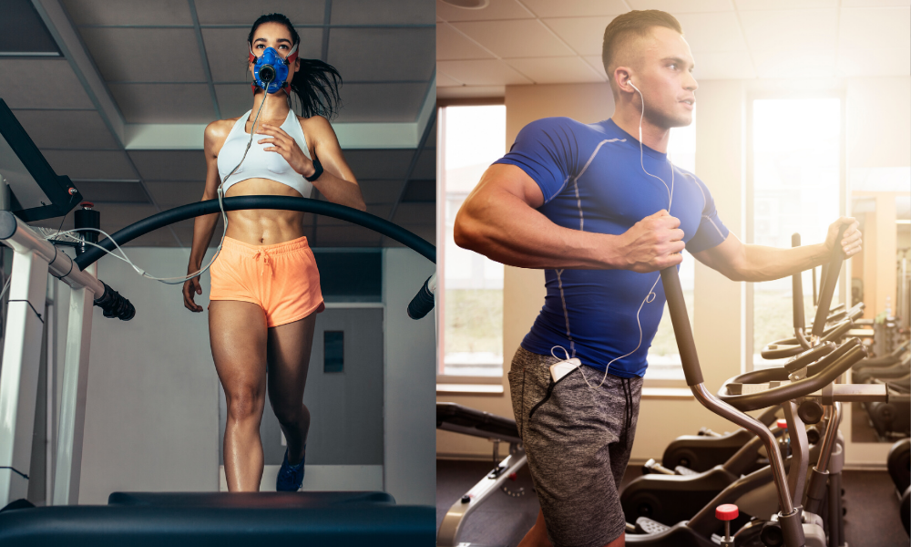 Elliptical Trainer vs. Treadmill