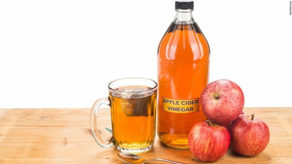 Apple cider vinegar - Apple cider
