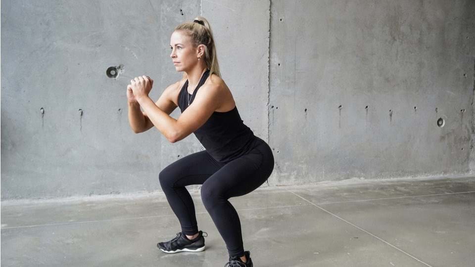 Squat - Exercise