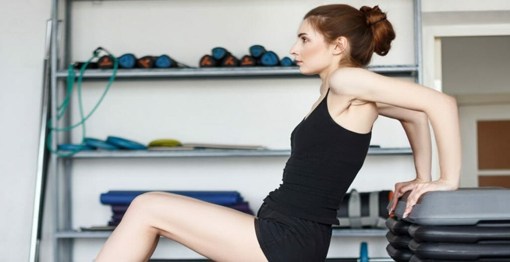 Dips Exercises for Weight Loss