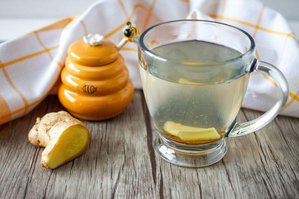 Ginger tea - Tea