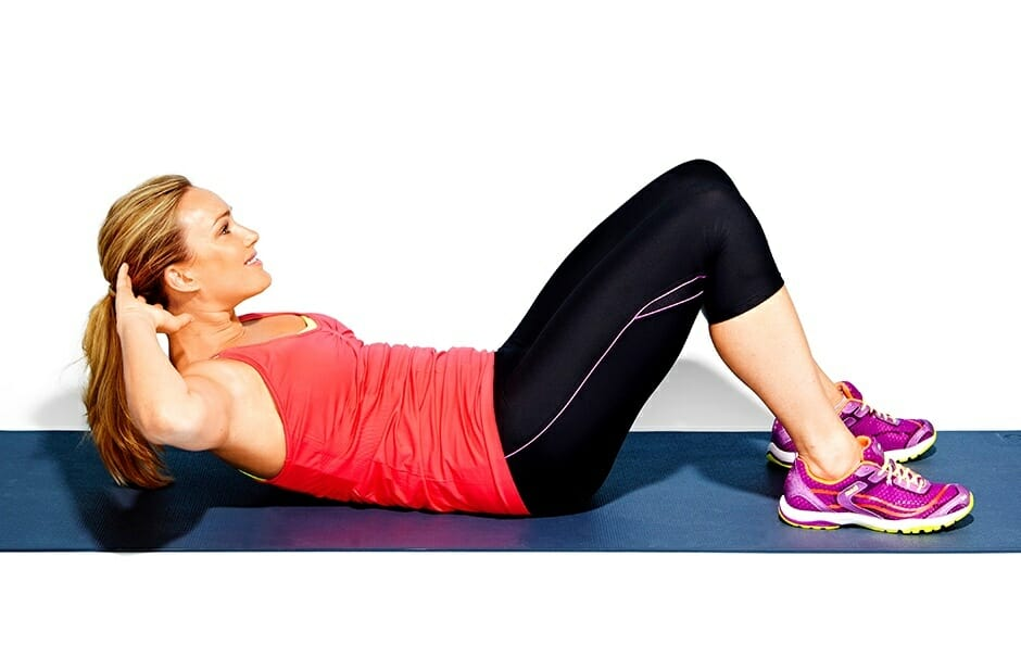 Physical fitness - Sit-up