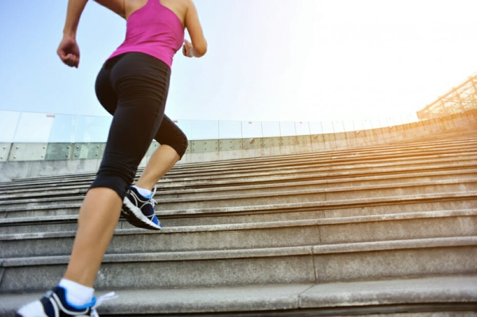 Stair Climbs  Exercises for Weight Loss