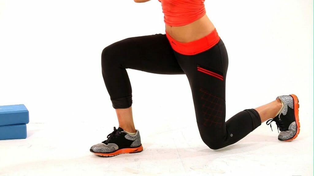 Lunge - Exercise