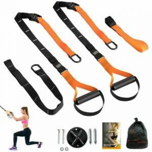 Exercise - Suspension training