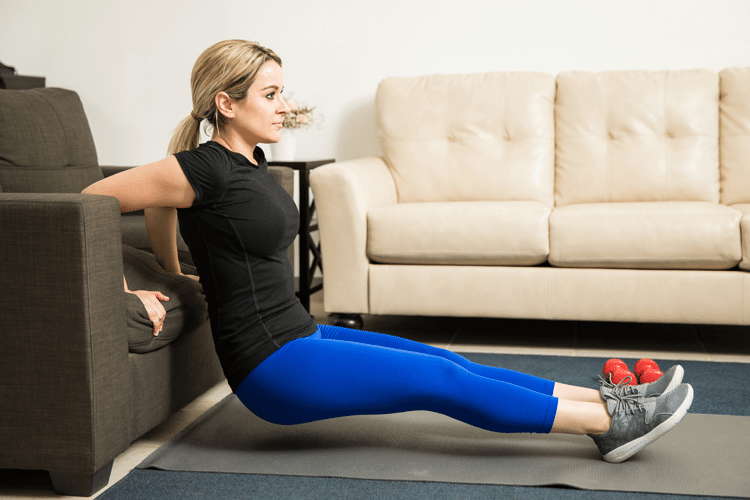 Awesome Leg Workouts From Home