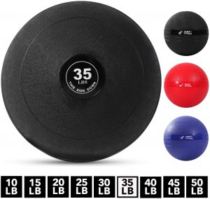 Day 1 Fitness Weighted Slam Ball