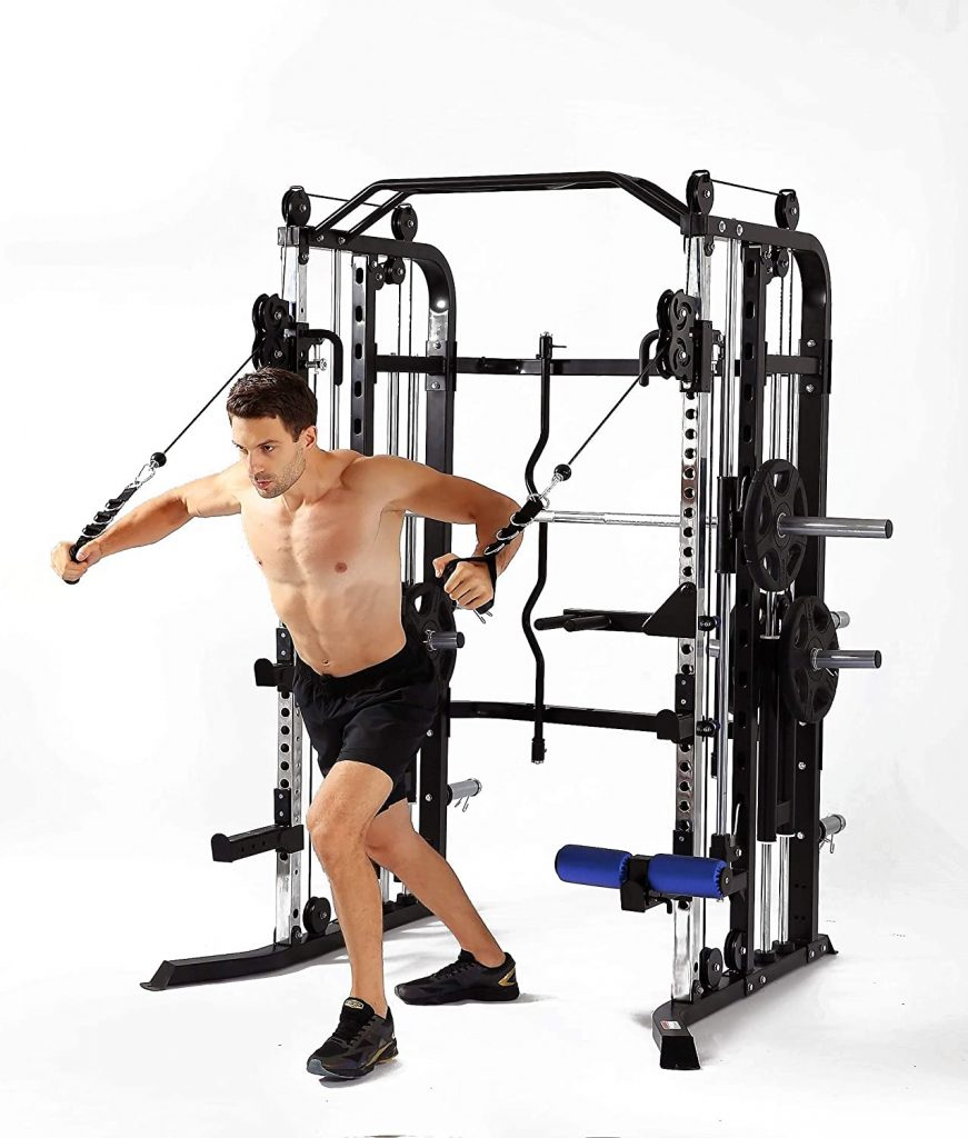 MiM USA Hercules 1001 Commercial Smith Machine