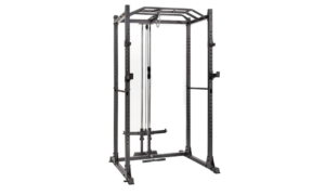 Papababe Power Cage with LAT Pulldown 1200-Pound Capacity