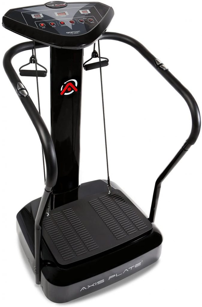Axis-Plate Whole Body Vibration Machines