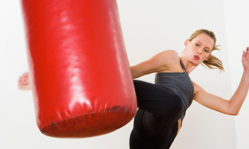 best punching bags for apartment