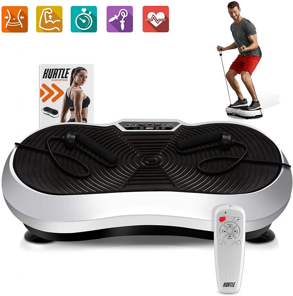 Hurtle Fitness Vibration Platform