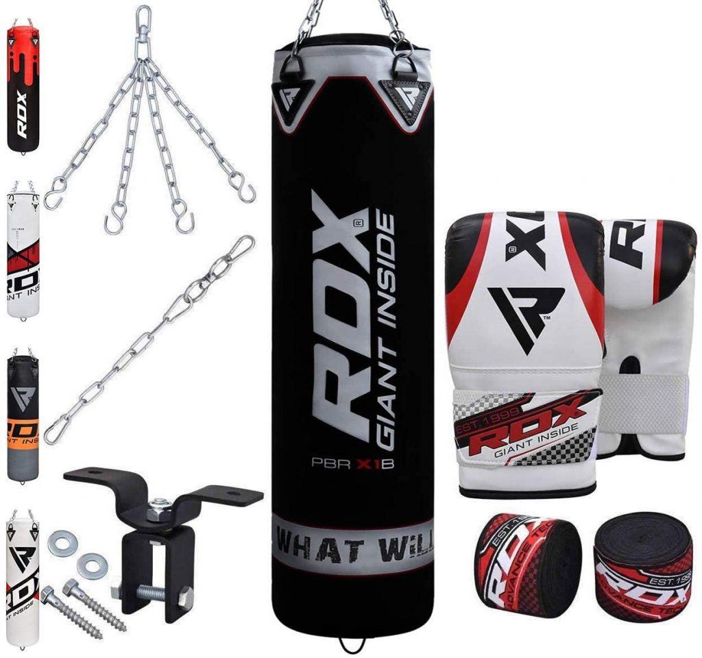 RDX Punching Bag Set