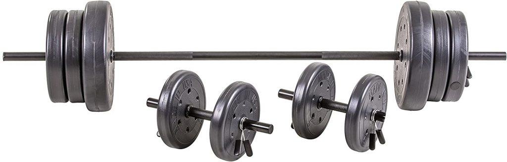 US Weight Barbell Weight Set