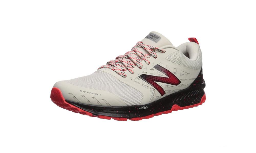 New Balance Men's Nitrel V1 FuelCore Trail Running Shoe