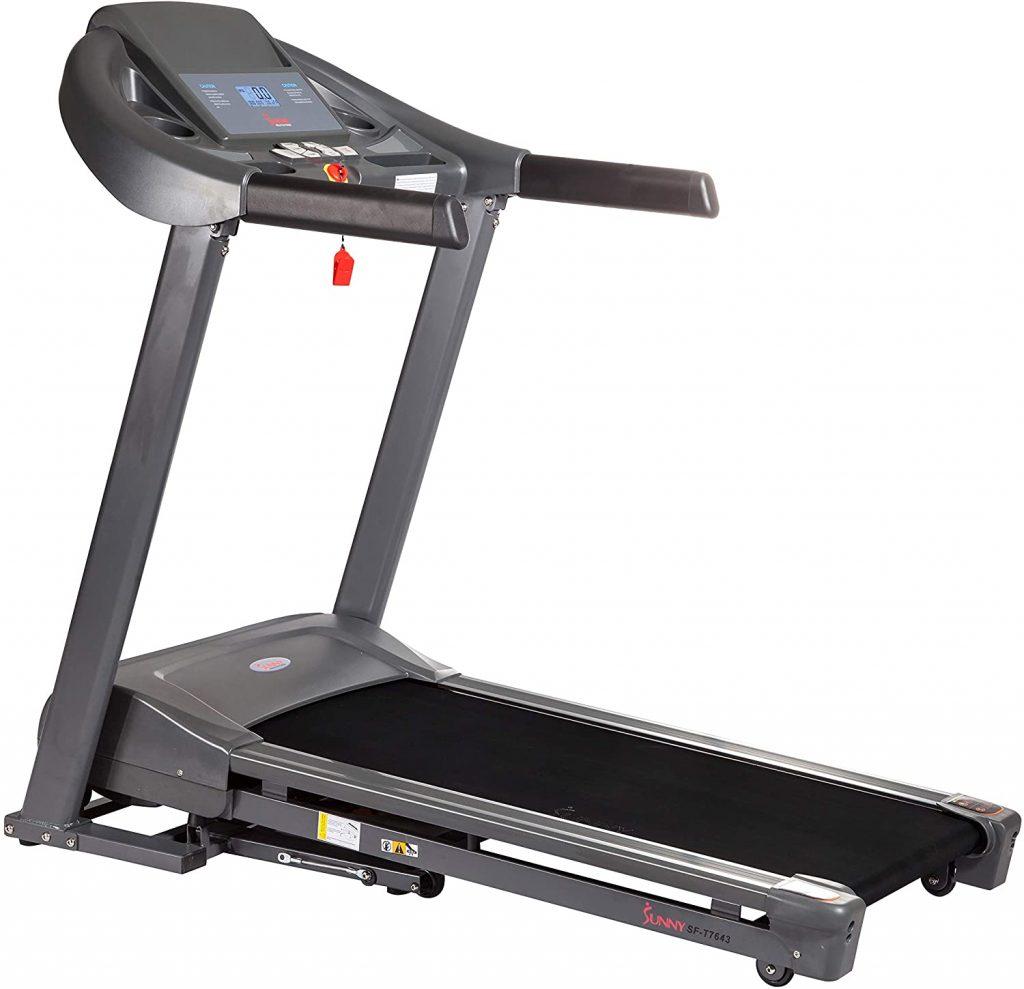 Sunny Health and Fitness T7643 Treadmill