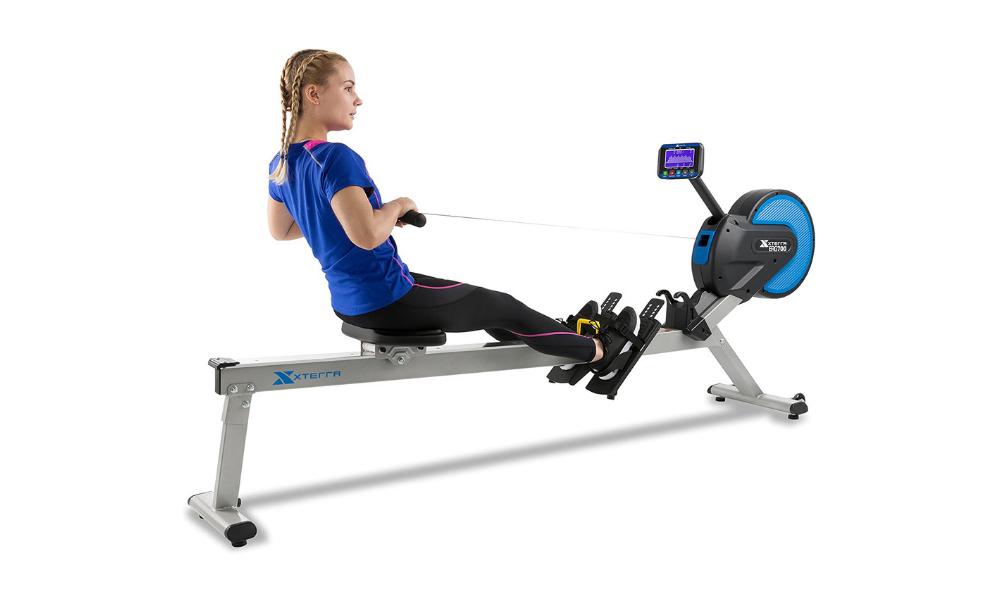 XTERRA ERG700 Magnetic Rowing Machine