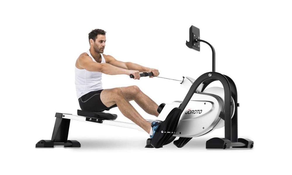 JOROTO Folding Rowing Machine