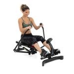 Lanos Hydraulic Foldable Rowing Machine
