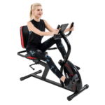 Vanswe Recumbent Exercise Bike