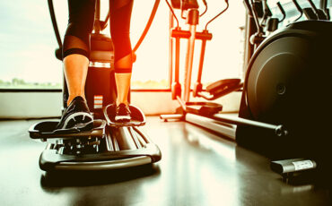 how much does an elliptical weigh?