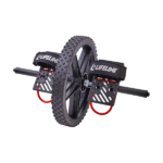 Lifeline Power Wheel With Foot Straps