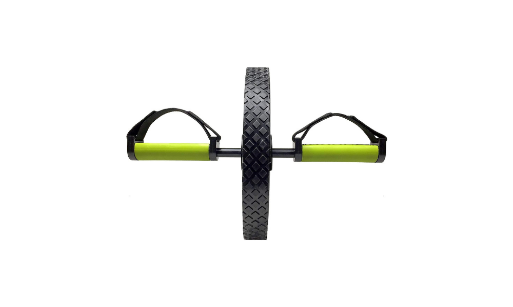 GoFit Extreme Ab Wheel - Roller with Handle